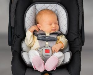 The #1 Rated Infant Car Seat
